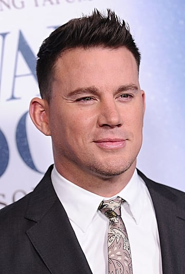 Channing Tatum's Blond Hair March 2019