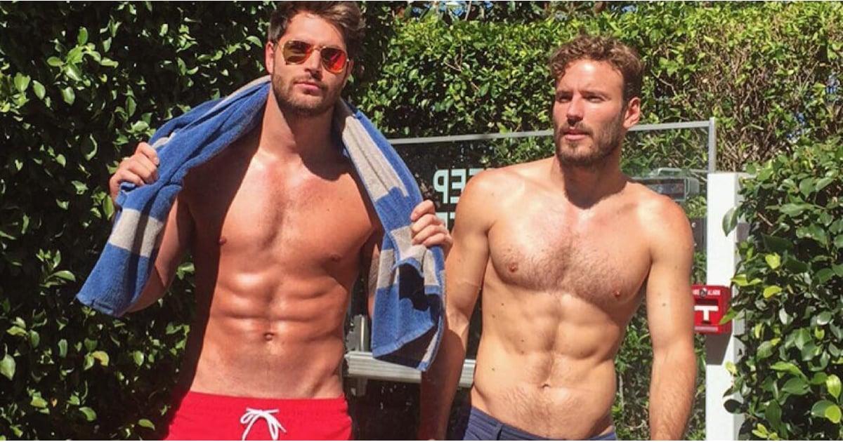 foto de Shirtless Male Models POPSUGAR Love &
