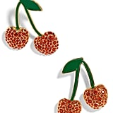 BaubleBar Cherry Earrings