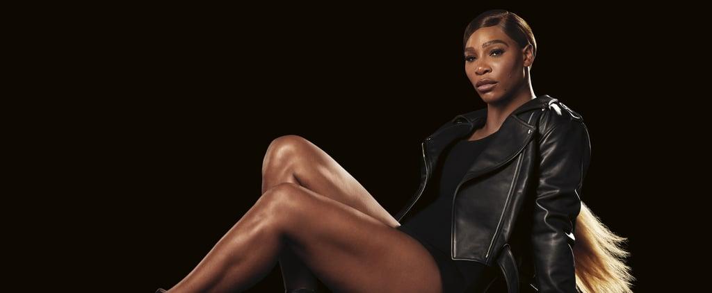 Serena Williams Stars in Stuart Weitzman's Winter Campaign