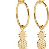 I+I II Pineapple Earrings
