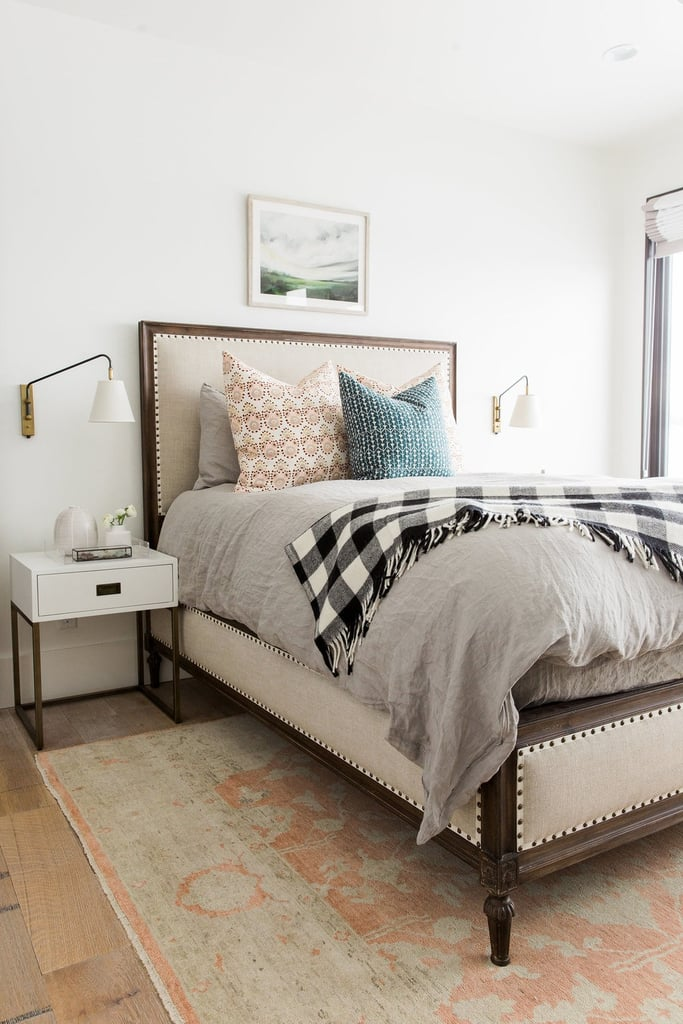 How To Decorate A Bedroom Best How To Decorate A Bedroom From Scratch  Popsugar Home Design Ideas