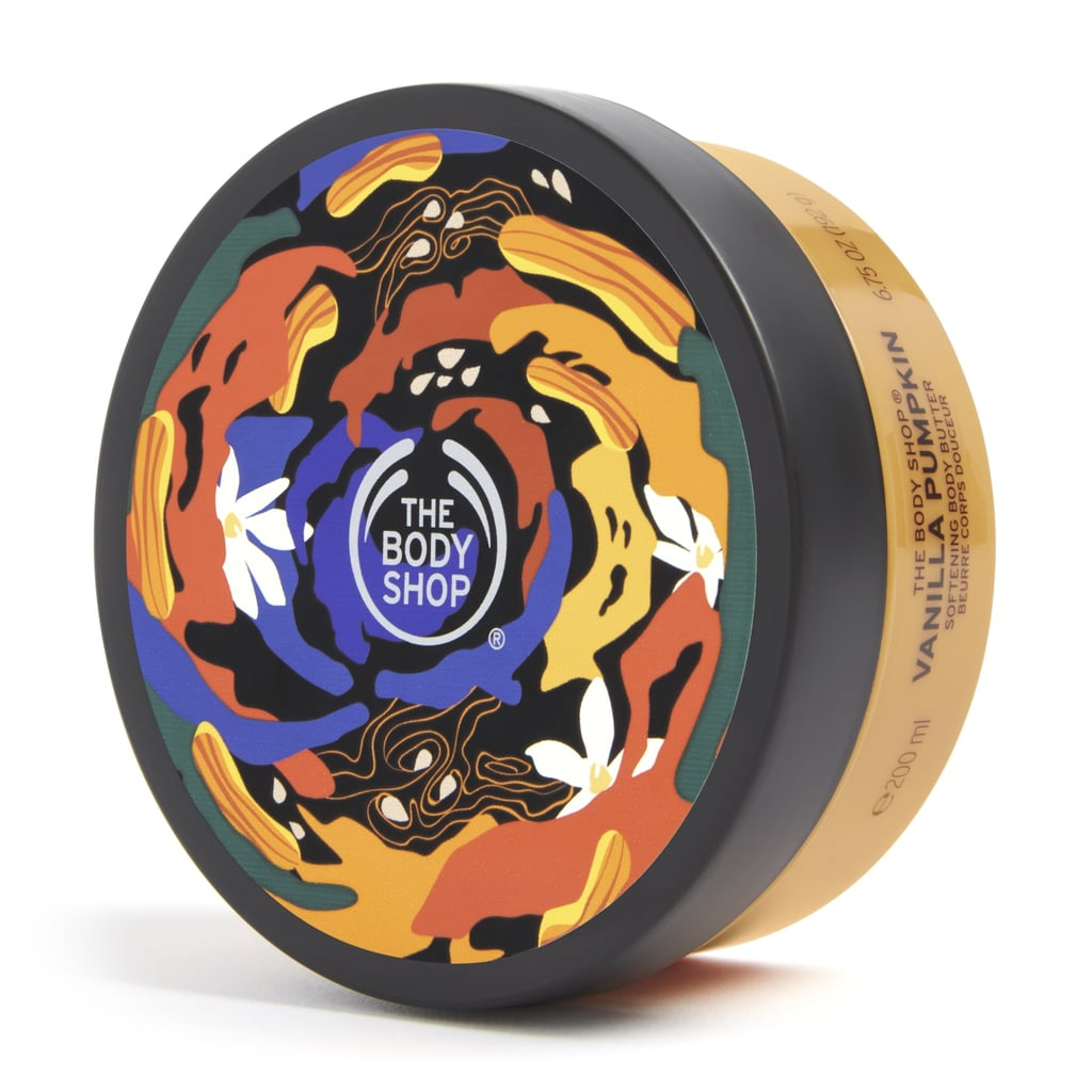 The Body Shop Fall Vanilla Pumpkin Collection 2020