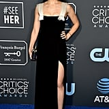 Sarah Levy at the 2019 Critics' Choice Awards