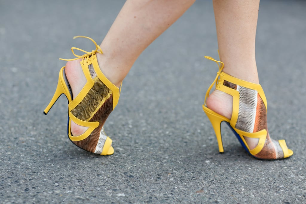 These heels could spice up any outfit.