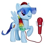 My Little Pony Friendship Is Magic Singing Rainbow Dash