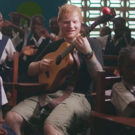 "Ed Sheeran's ""What Do I Know?"" Music Video"