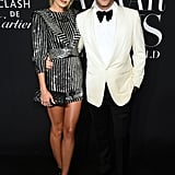 Tori Praver and Mark Birnbaum at the Harper's Bazaar ICONS Party
