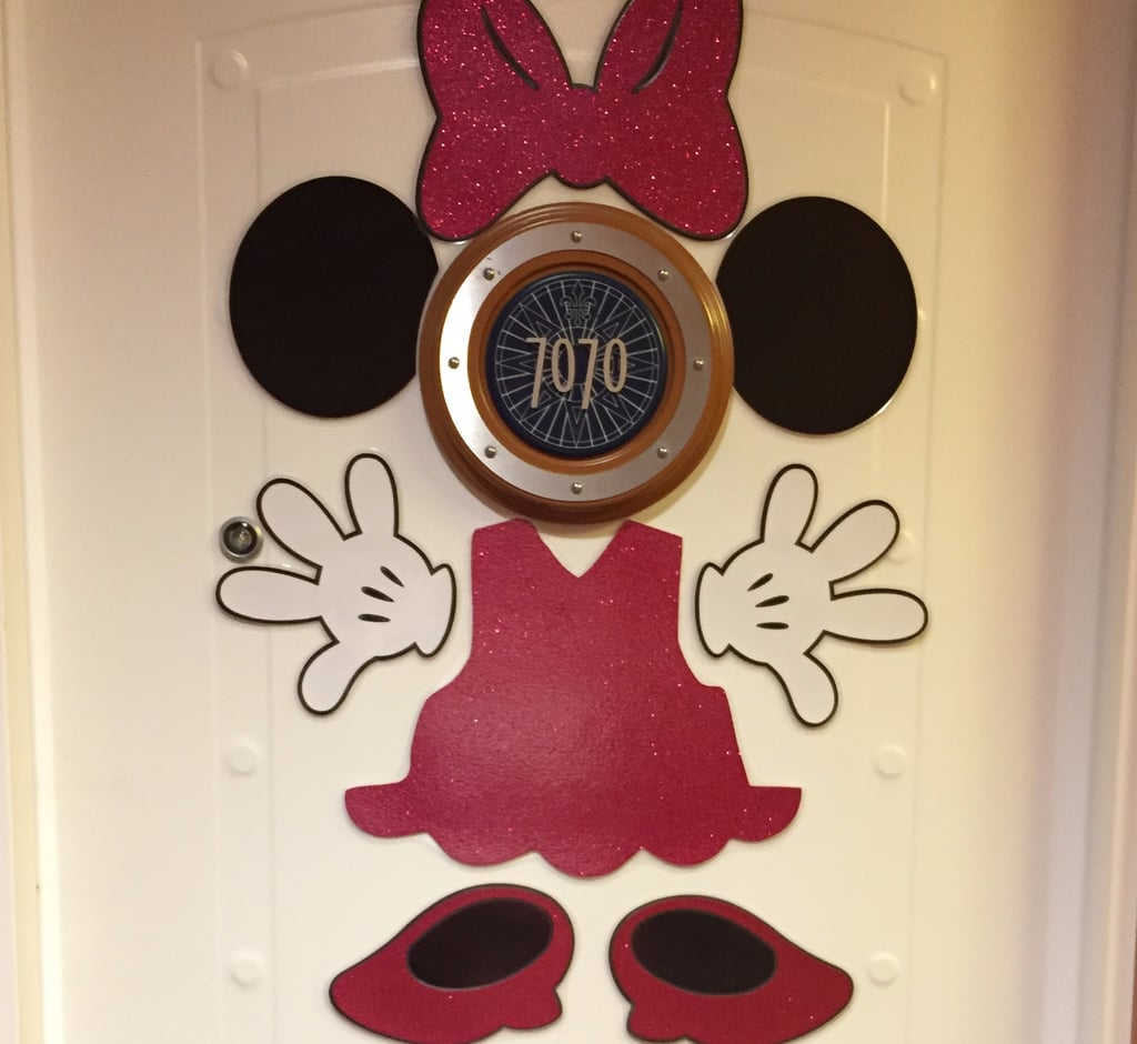 & Ways to Decorate Your Disney Cruise Door | POPSUGAR Smart Living Pezcame.Com