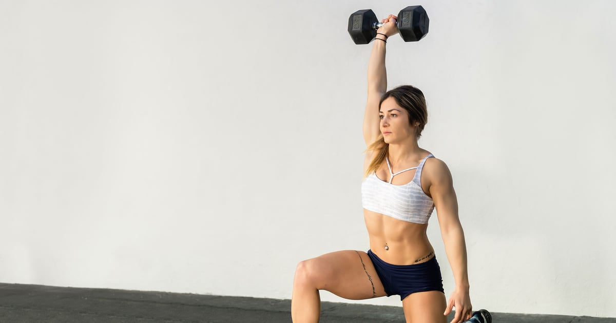 This 60-Minute CrossFit Workout Will Leave Every Muscle in Your Body Guessing