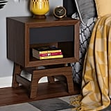 One Drawer Svante Wood Nightstand