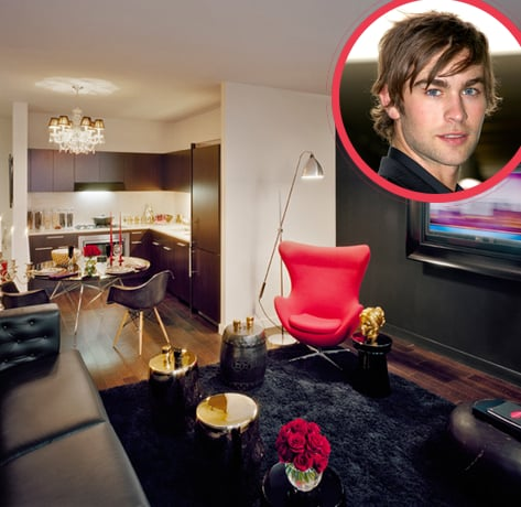 Chace Crawford Moves Into Philippe Starck-Designed Luxury Rental Dwell95