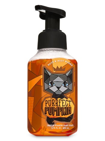Purrfect Pumpkin Gentle Foaming Hand Soap