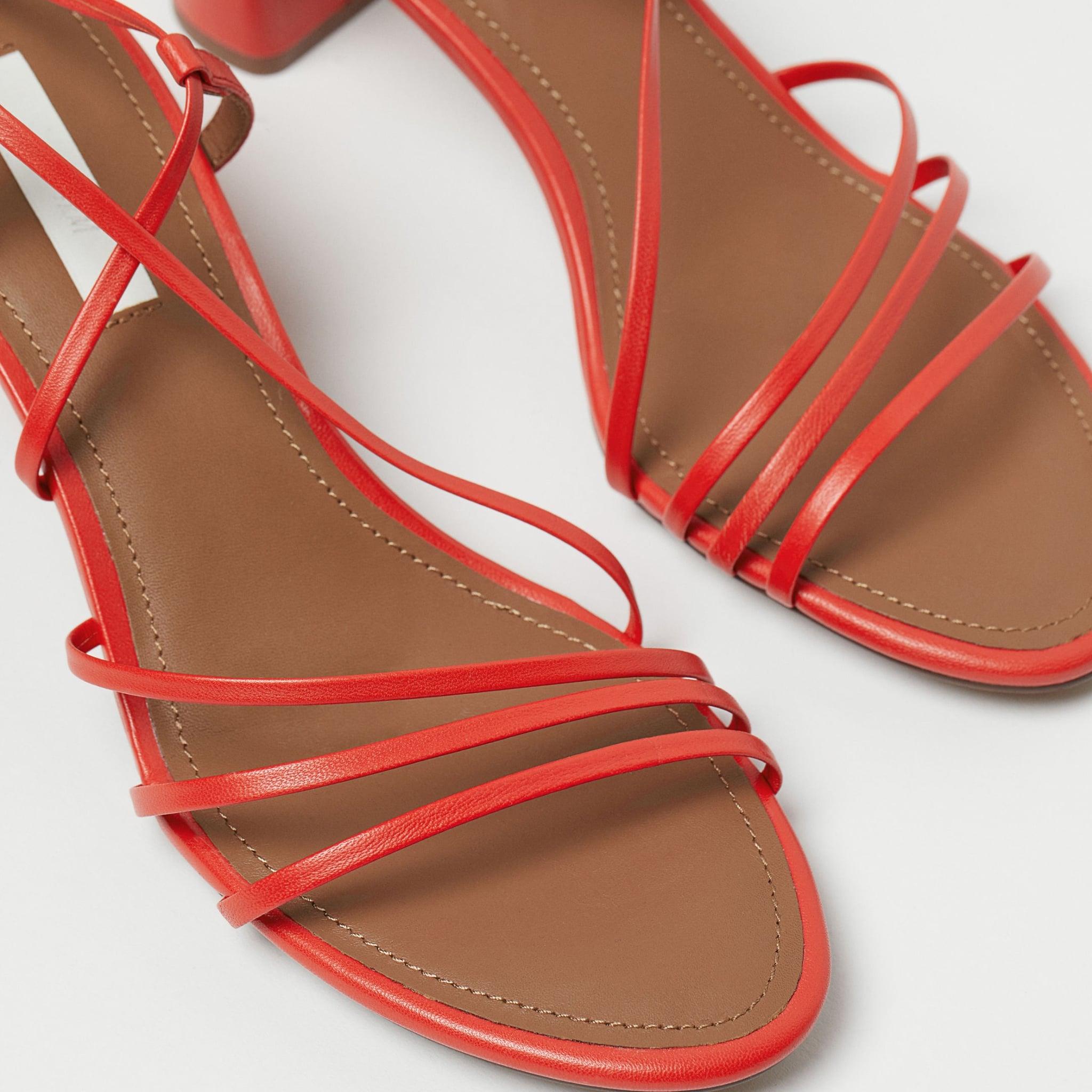 Photo 3 H amp;m Leather Fashion SandalsBest 2019 Popsugar EHYDW2e9I
