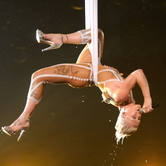 "Pink's ""Glitter in the Air"" Grammys Performance"