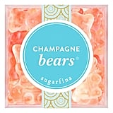 Sugarfina Champagne Bears Large Candy Cube