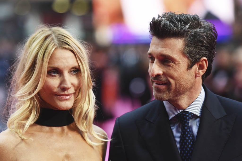 Excellent patrick dempsey family for