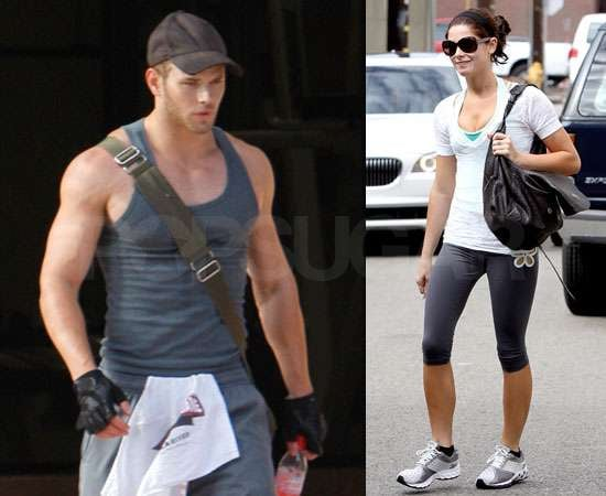Pictures of Kellan Lutz and Ashley Greene