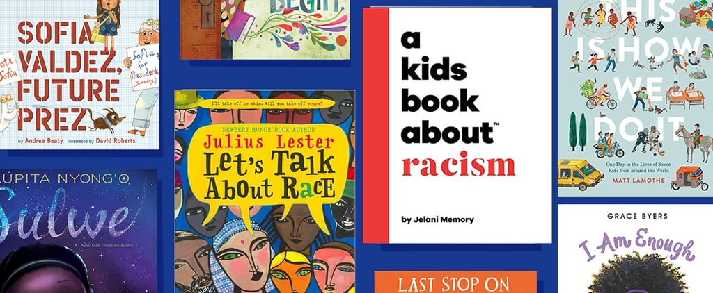 Anti-Racist Books For Young Kids