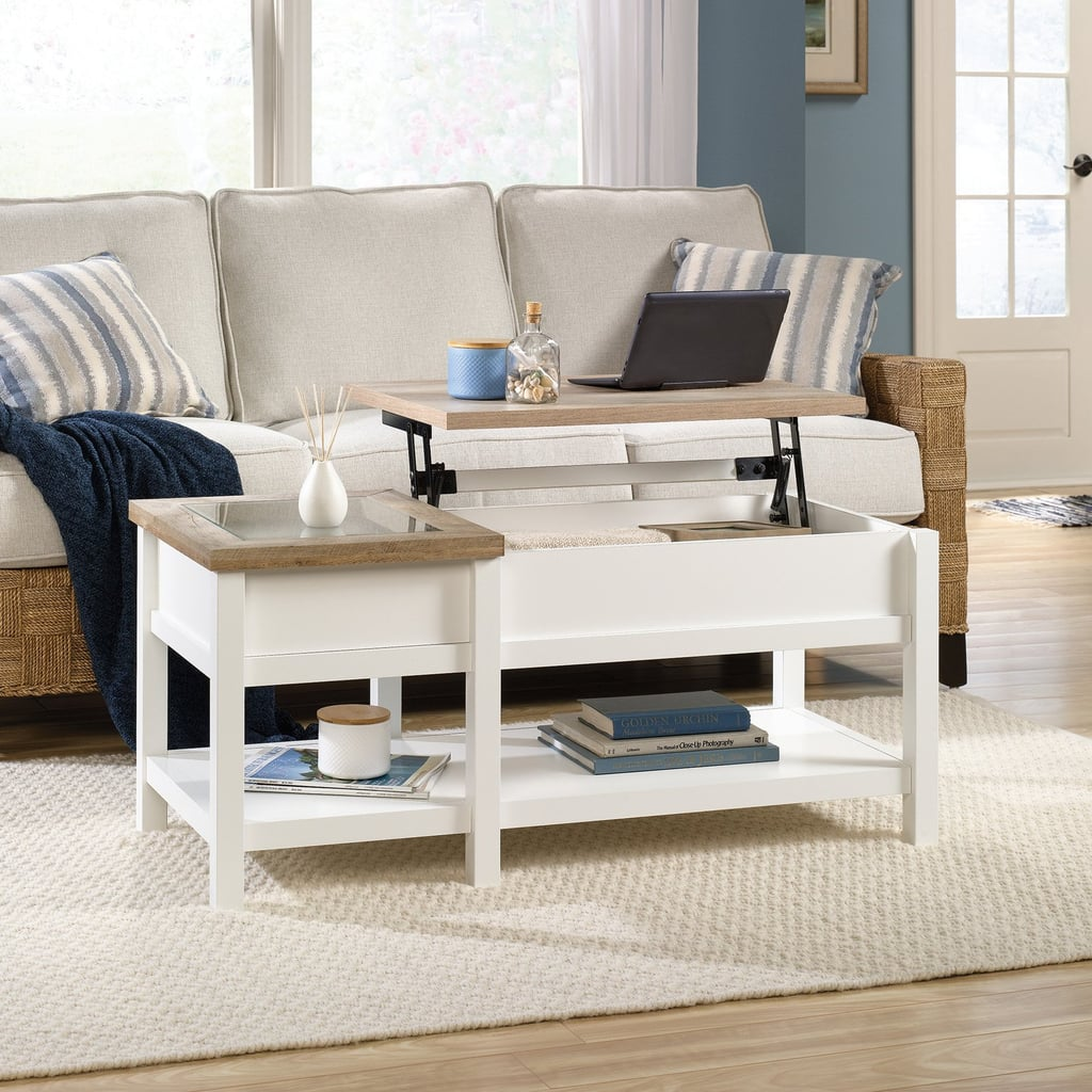 Sauder Cottage Road Lift Top Coffee Table