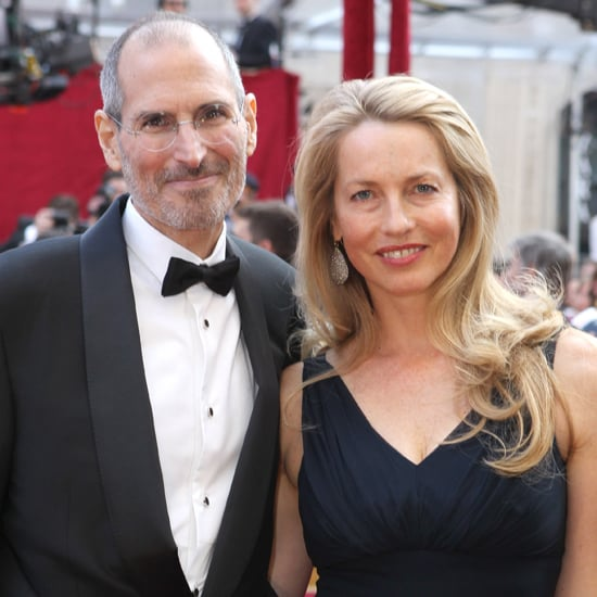 Laurene Powell Jobs and Steve Jobs Pictures