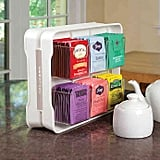 YouCopia TeaStand Tea Bag Cabinet Organiser and Caddy
