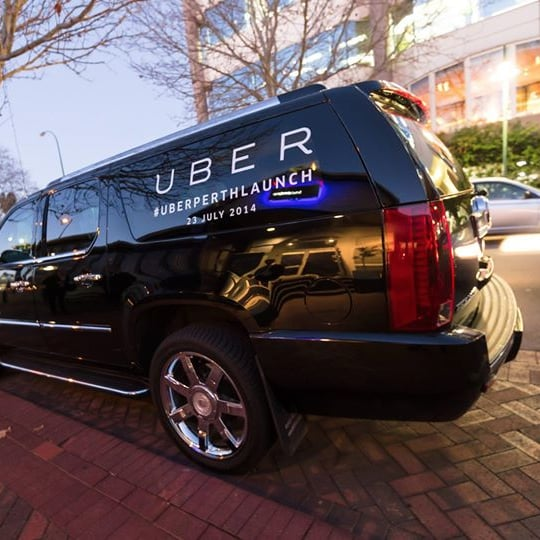 Uber Charges Surge Pricing During Sydney Siege