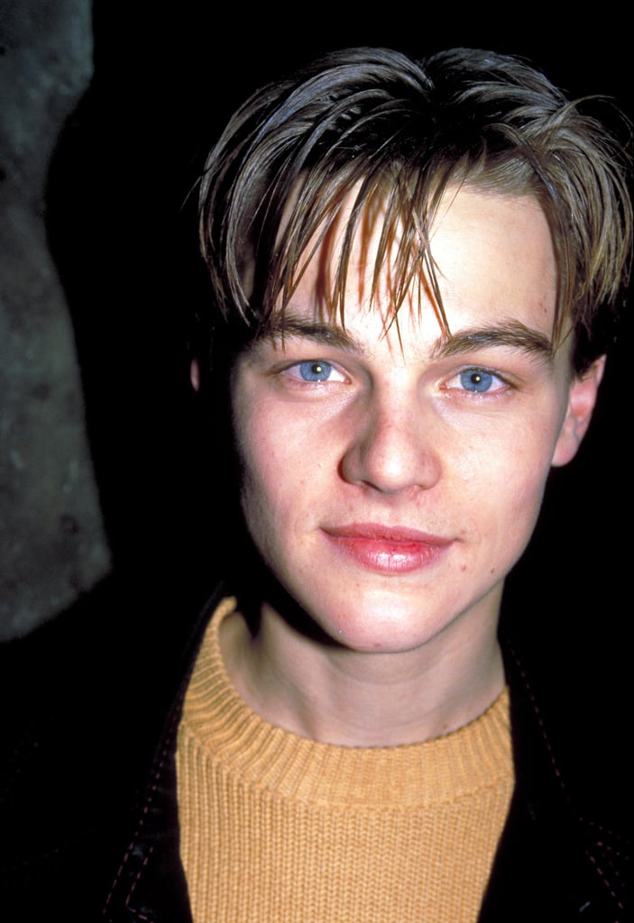 Young Leonardo DiCaprio Pictures