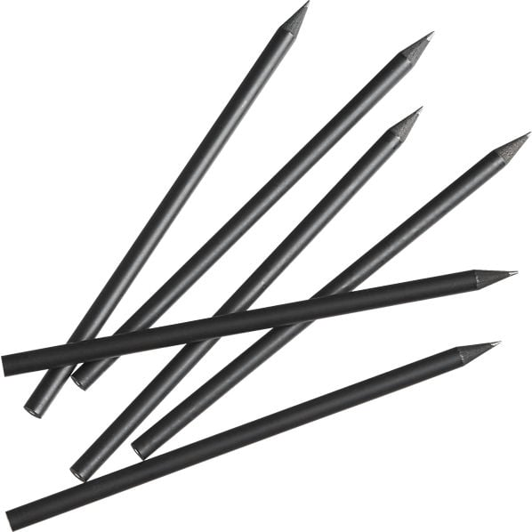 If they're good enough for CB2 Shadow Pencils ($6) tied in a big bow and gifted in an equally modern lucite pencil holder.  — Lauren Turner, celebrity and features editor