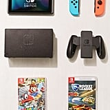 Nintendo Switch + Game Bundle