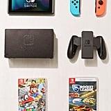 Nintendo Switch + Game Bundle