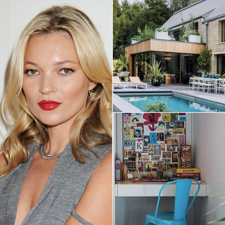 Kate Moss Designs Home Called Barnhouse