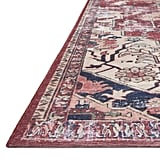 Lucca Rust Ivory Rug