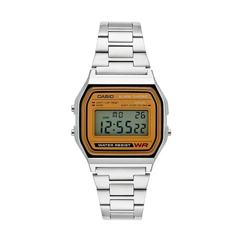 There's nothing cooler than a throwback to the digital age with Casio's Digital Watch ($18) — and it's for a very fair price.