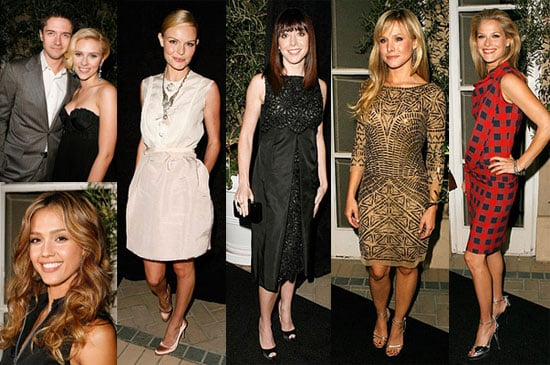 Women of Hollywood Celebrate Themselves With Elle