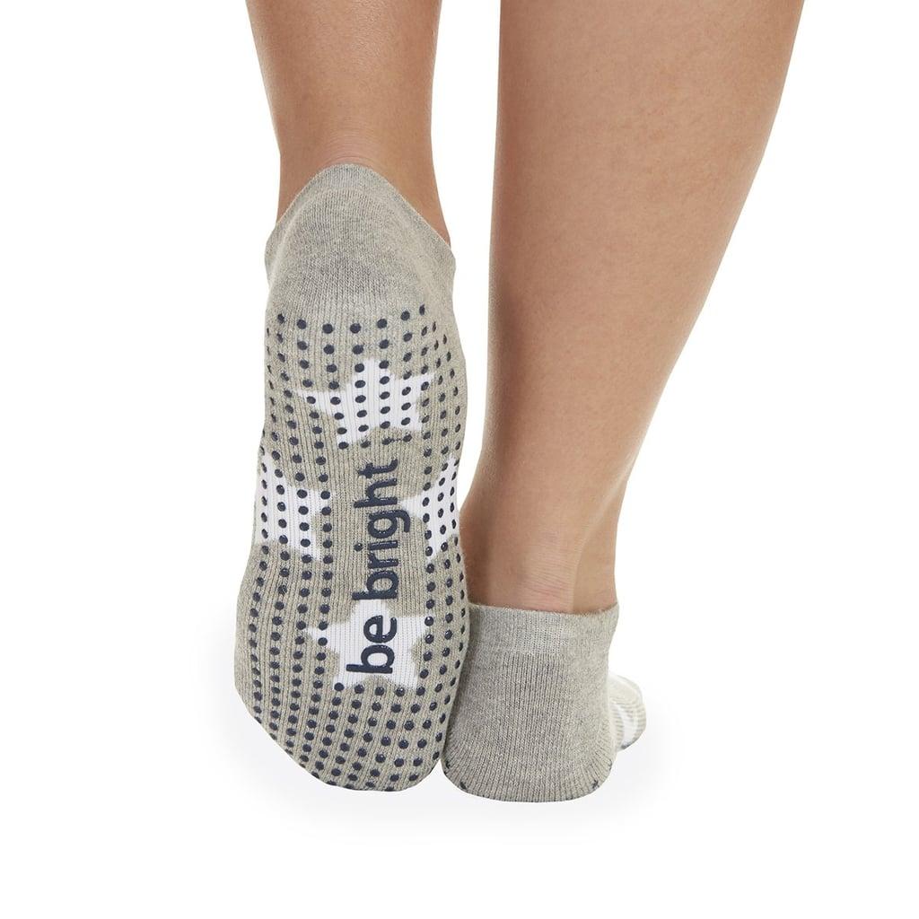 "Sticky Be ""Be Bright"" Grip Socks"
