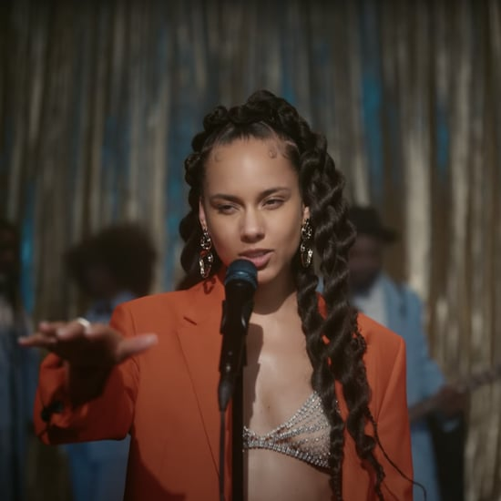 "Alicia Keys's Jumbo Twist Hairstyle in ""So Done"" Music Video"