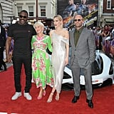 Hobbs and Shaw London Premiere Photos