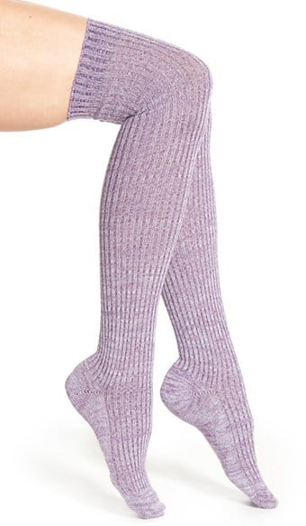 Stance Matchsticky Over the Knee Socks ($18)