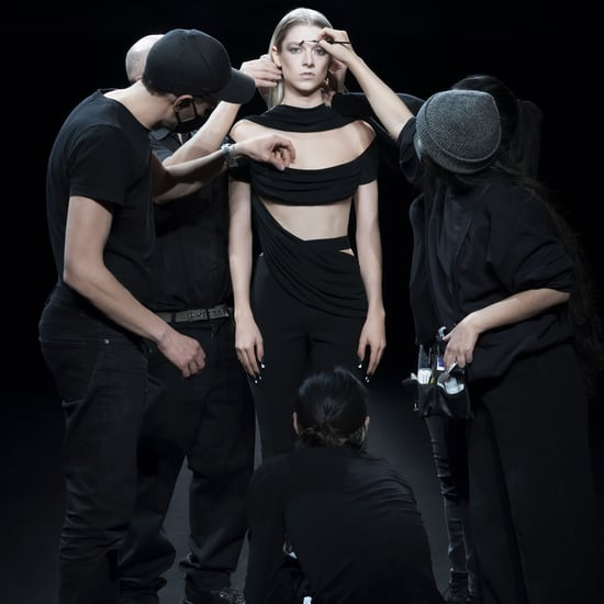 Hunter Schafer and Bella Hadid Star in Mugler's Runway Video