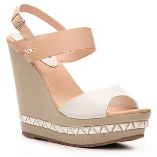 Unlisted Wedge Sandal