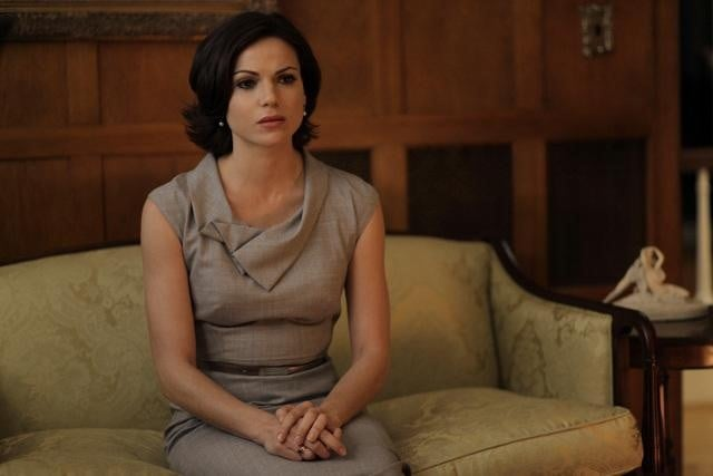 Lana Parrilla on ABC's Once Upon a Time.