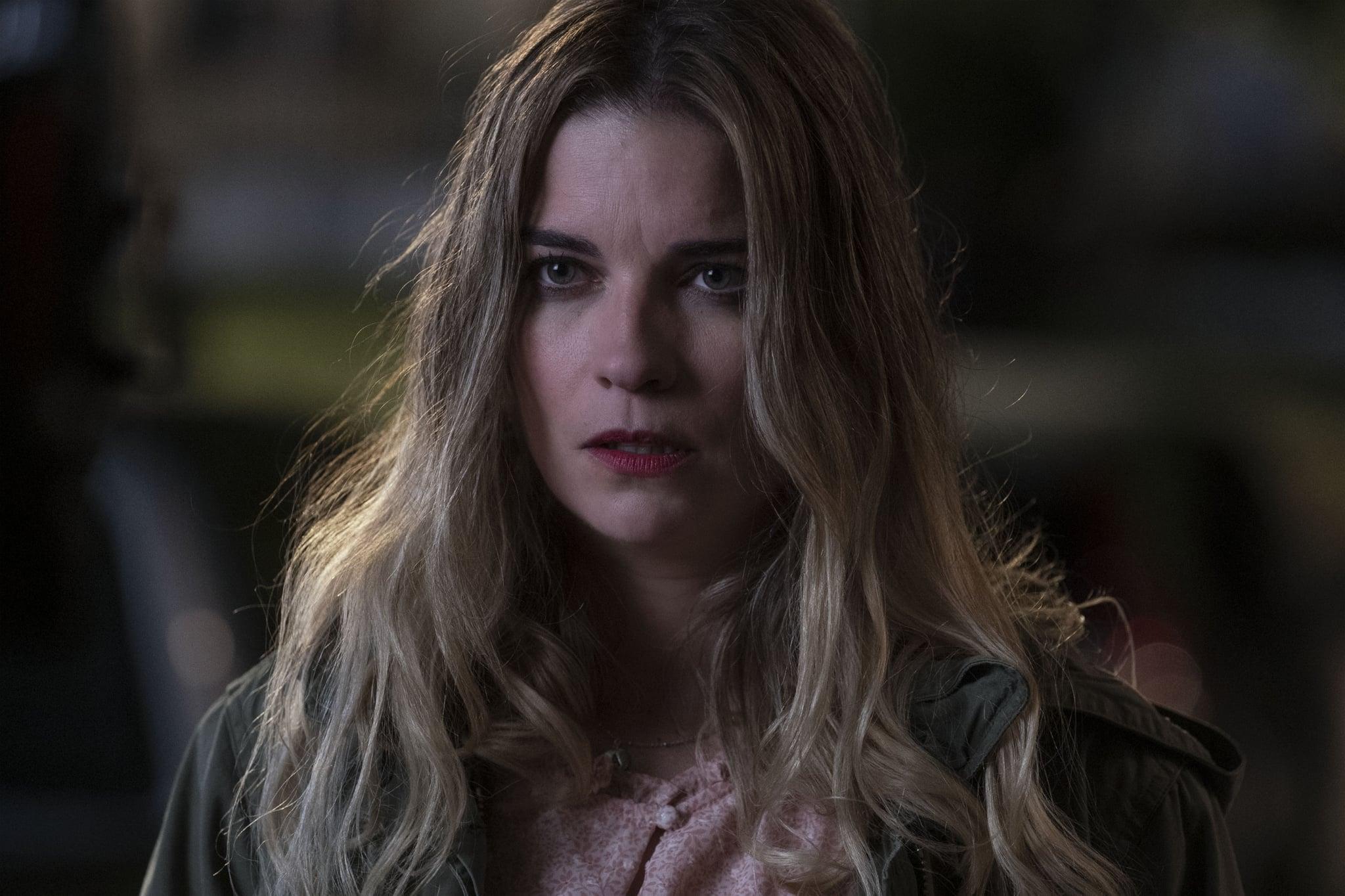 Annie Murphy as Allison - Kevin Can F*** Himself _ Season 1, Episode 1 - Photo Credit: Jojo Whilden/AMC