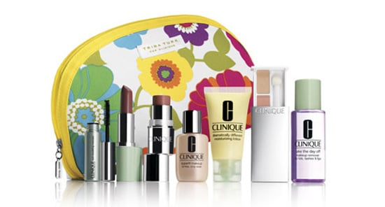 Trina Turk Handpicks Clinique Faves For Her Free Makeup Bag!