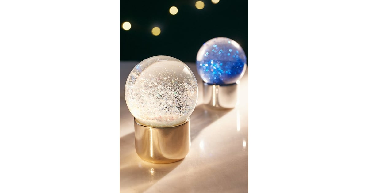 Urban Outfitters Iridescent Snow Globe Tiny Gifts Popsugar Smart