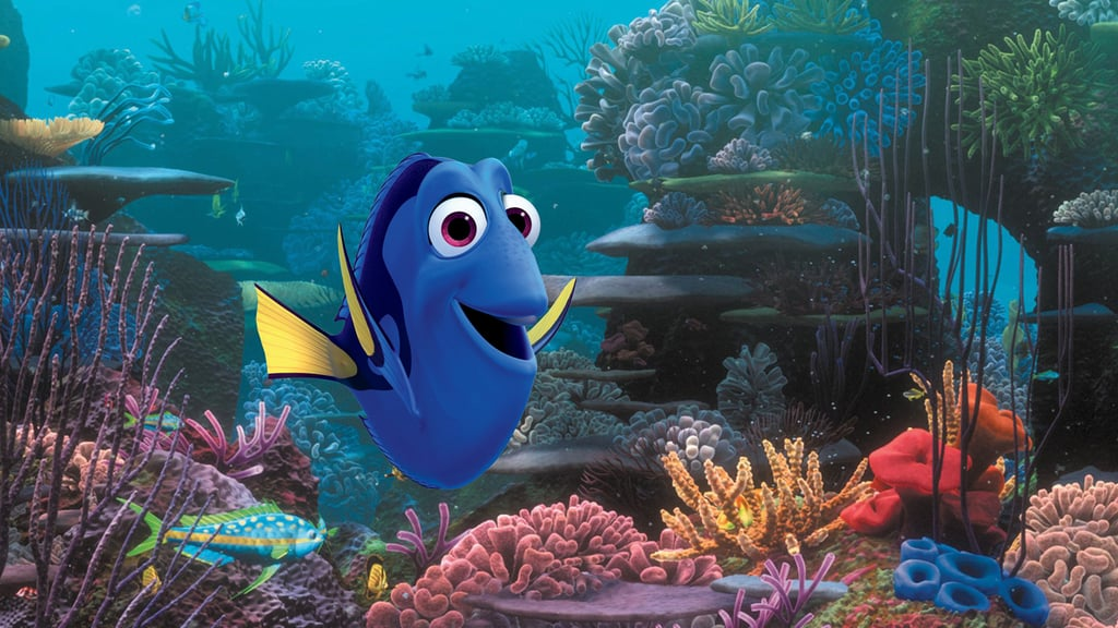 Get ready for a whole lot of Dory.