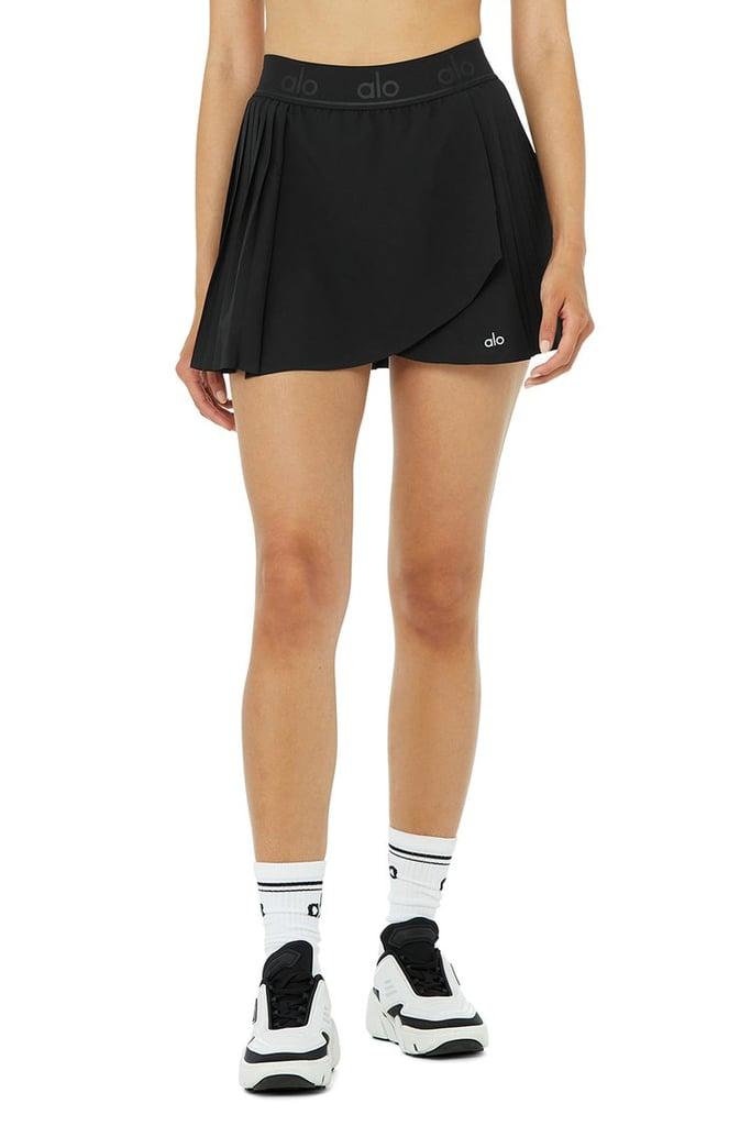 A Cute Tennis Skirt: Alo Aces Tennis Skirt