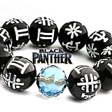 Black Panther Beads Bracelet