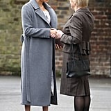 Meghan Markle Visits Royal Variety Residential Home Dec 2018