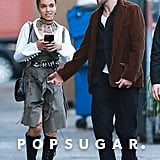 Robert Pattinson Rings In His 31st Birthday With Some Sweet PDA From FKA Twigs